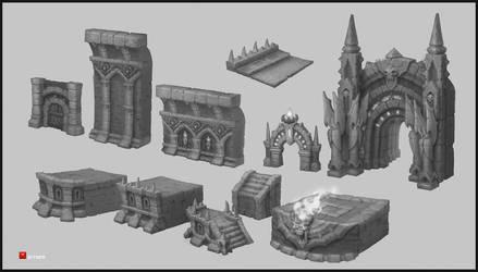 modular asset concepts 2 by DmitriyBarbashin