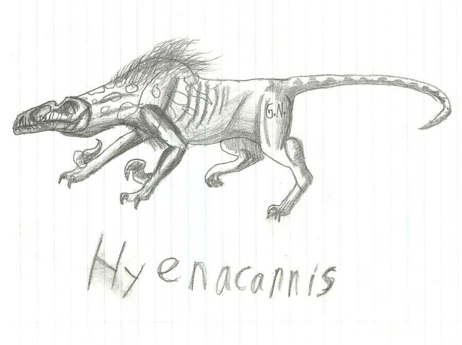 Hyenacanis by b-lea
