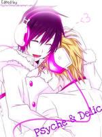 Psyche x Delic by Psyche-Orihara