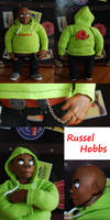 Gorillaz: Russel Hobbs