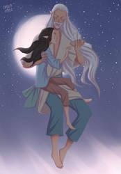 Moonlit Seas by ArlenianChronicles