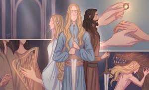 Of Finrod Felagund by ArlenianChronicles