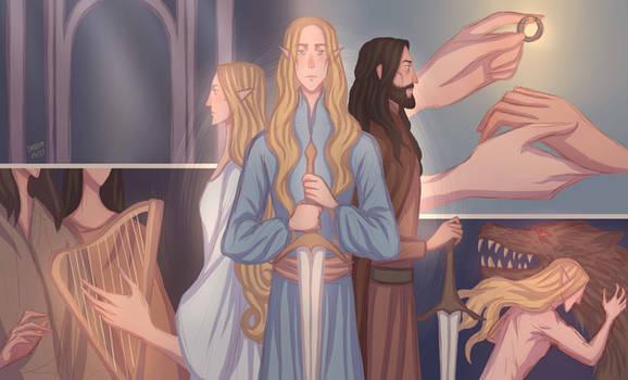 Of Finrod Felagund by ArlenianChronicles
