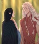 Celegorm Meets Luthien