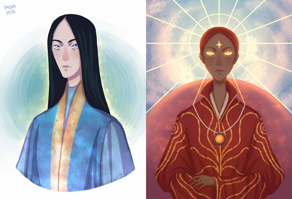 Dtiys Portraits by ArlenianChronicles
