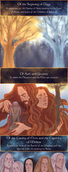 The Silmarillion pt3 by ArlenianChronicles