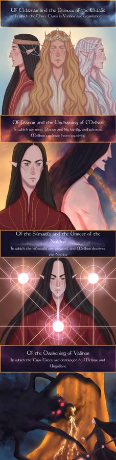 The Silmarillion pt4