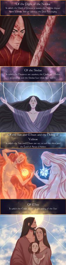 The Silmarillion pt5