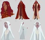 Omniaa!Elin Gelebrin concepts by ArlenianChronicles