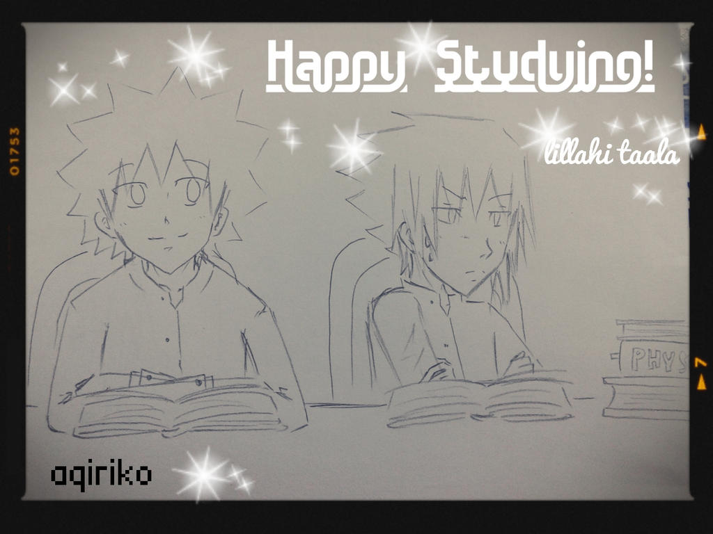 Exams Fever Exam Fever by Aqiriko