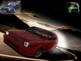 Golf 2 by aNqUi by aNqUi