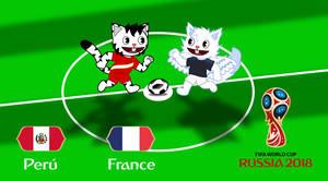 Peru vs France - FIFA World Cup Russia 2018