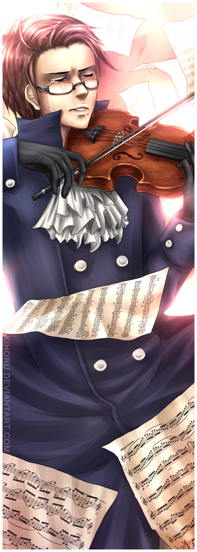 APH ::: Austria Bookmark by Tenyune
