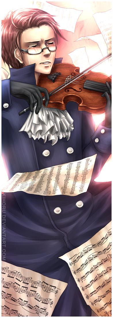 APH ::: Austria Bookmark by Tenyune