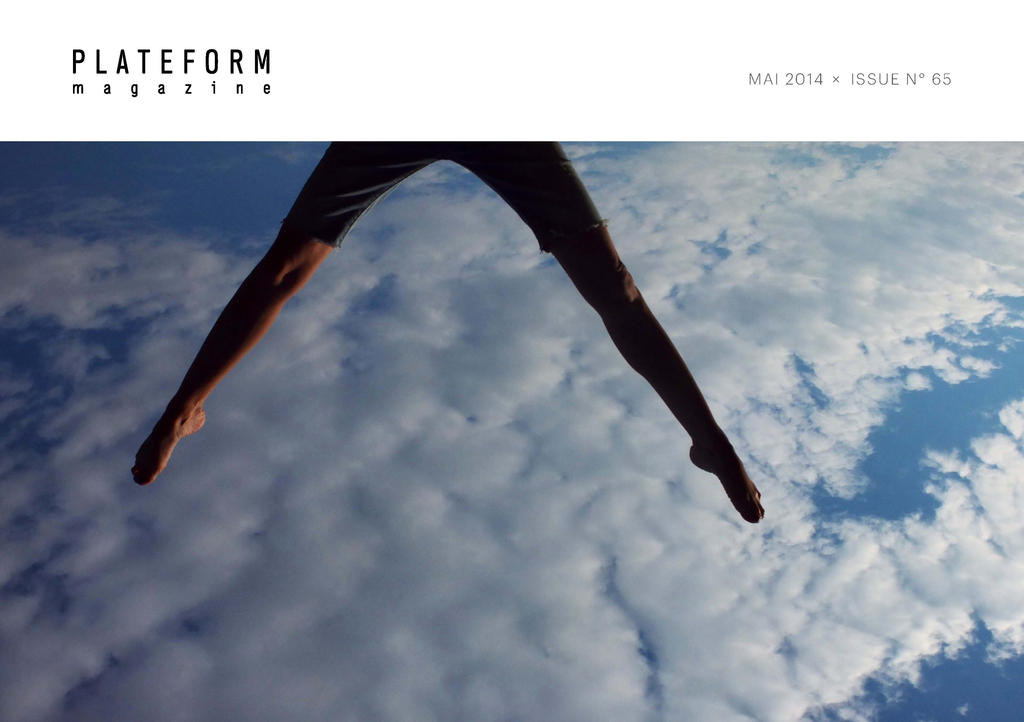 PLATEFORM ISSUE #65 by PLATEFORM