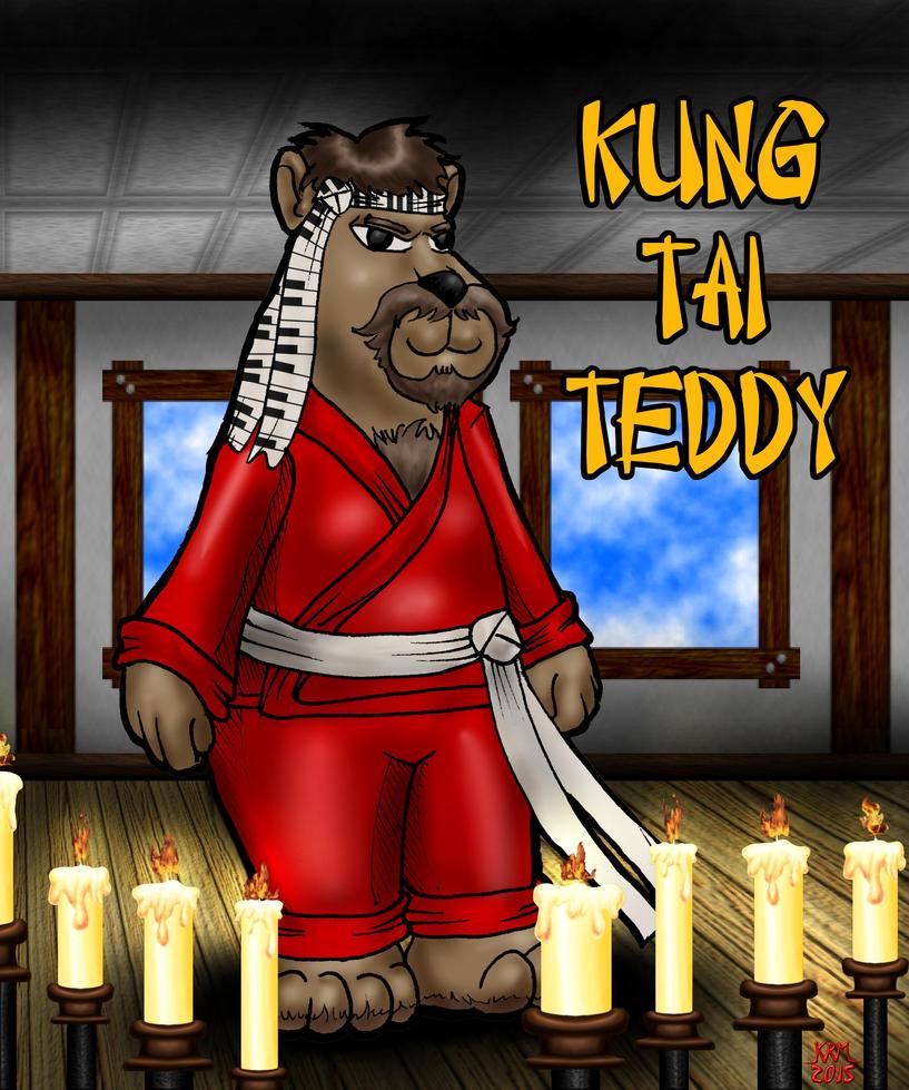 Kung Tai Teddy01 by misterprickly