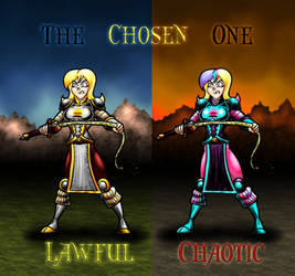 Chosen one lawful chaotic01 by misterprickly