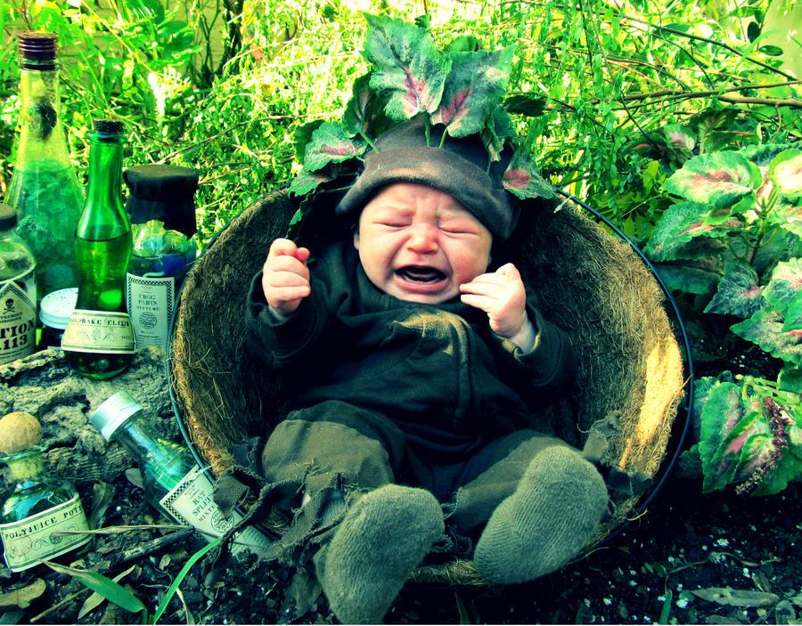 Jade My Little Mandrake Root Chamber Of Secrets