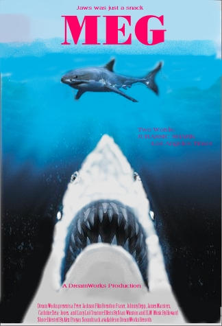 Meg Movie Poster by SirenGarg on DeviantArt