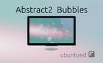Ubuntued-Wallpaper: Abstract2 Bubbles 1080p