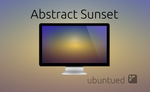 Abstract Sunset1080p