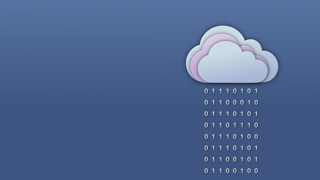 Binary Clouds
