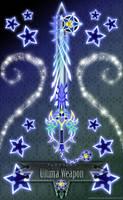 Keyblade Ultima Weapon -BBS-T- by Marduk-Kurios