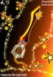 C. Keyblade Neo Light Seeker by Marduk-Kurios