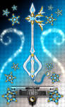Keyblade Gravity of Heaven