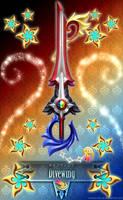 Keyblade Divewing by Marduk-Kurios