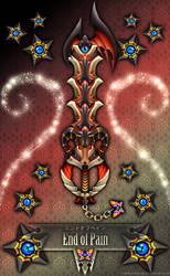 Keyblade End of Pain