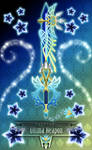 Keyblade Ultima Weapon -3D-