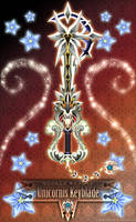 Keyblade Unicornis by Marduk-Kurios