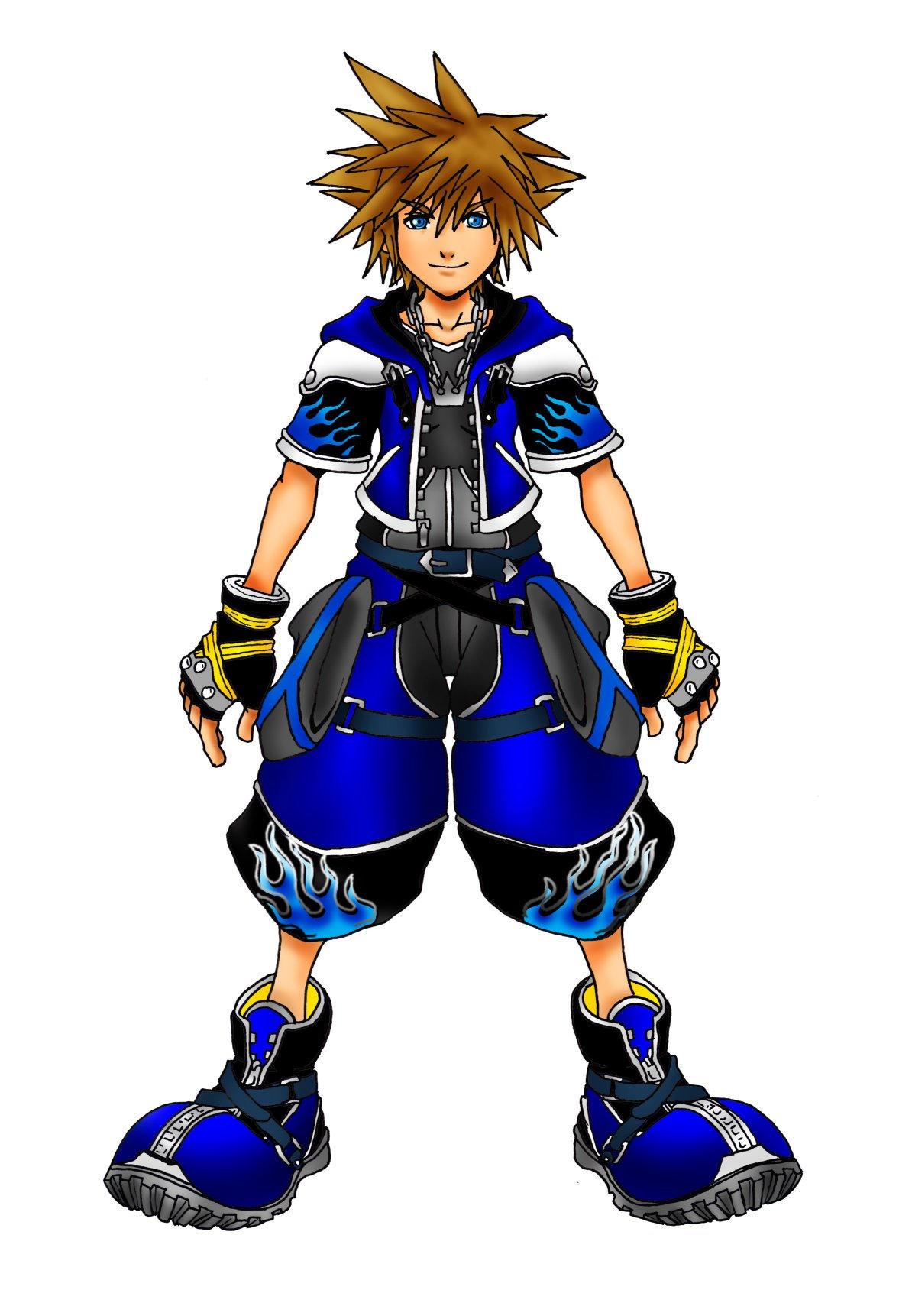 Kingdom Hearts 2 Wisdom Form by Marduk-Kurios on DeviantArt