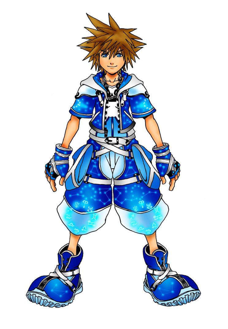 Kingdom Hearts 2 Zodiac Form by Marduk-Kurios on DeviantArt