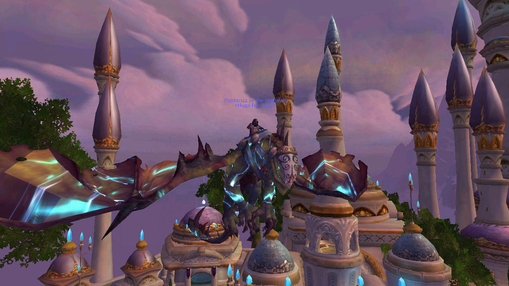 world of warcraft reins of the drake of the west wind