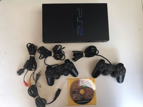 PS2 .hack time by sunderhart