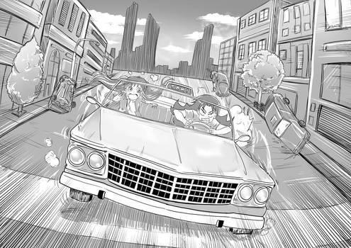 Crazy Taxi: Yukari