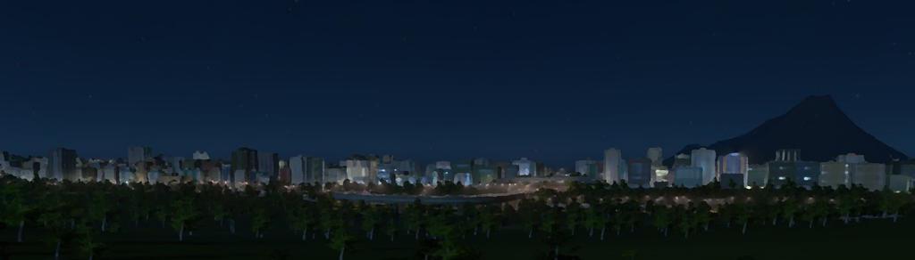 Cities Skylines - Starside by asneakyninja1