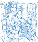 |Little Princess|Sketch 06|