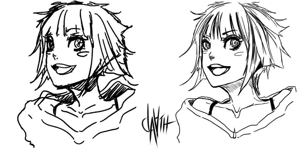 Sketch|052 by da2th