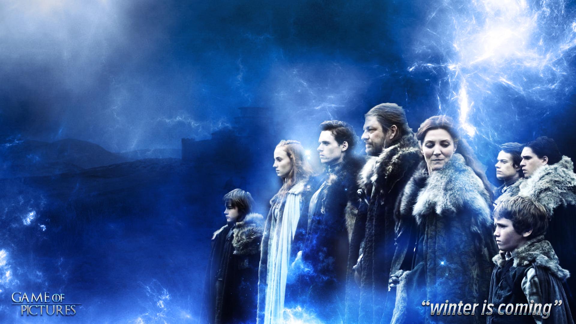 Game Of Thrones House Stark Wallpaper Season 1 By Goodstart376 On Deviantart