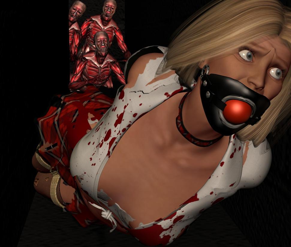 Horror by caljedi1