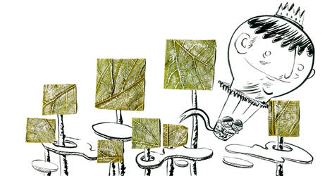 Explore ( Illustration Friday) by Davanyta