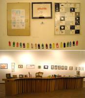 Illustration exhibition @ Faenza ( Italy ) by Davanyta