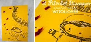 Handmade card-close up-hop-o'-my-thumb