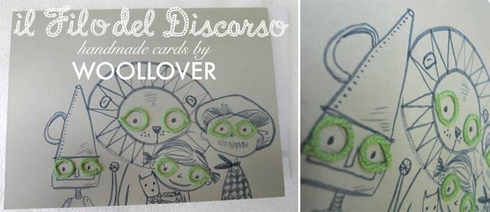 Handmade card-close up-the wonderful wizard of oz