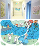 hospital project 1 by Davanyta