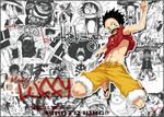 OP - Happy birthday Luffy