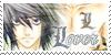 L lover - Stamp by Kaorulov